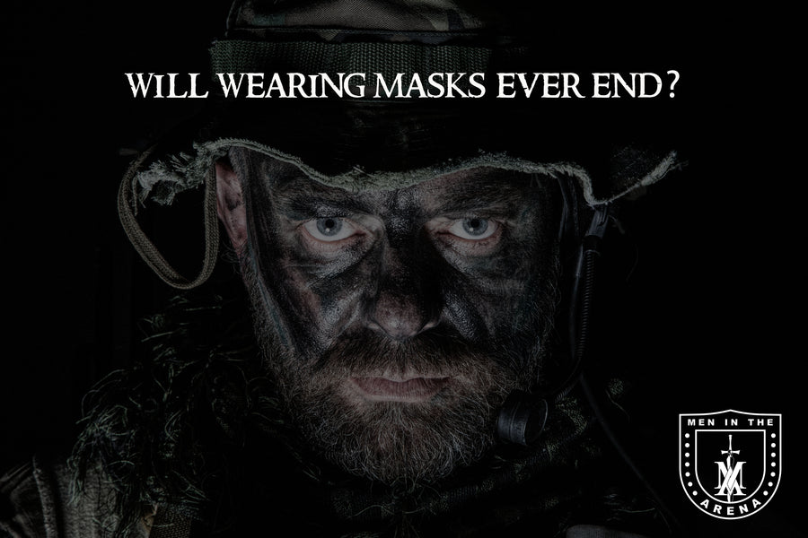 Will Wearing Masks Ever End? - Pro Tips for Removing Masks Men Wear at Church