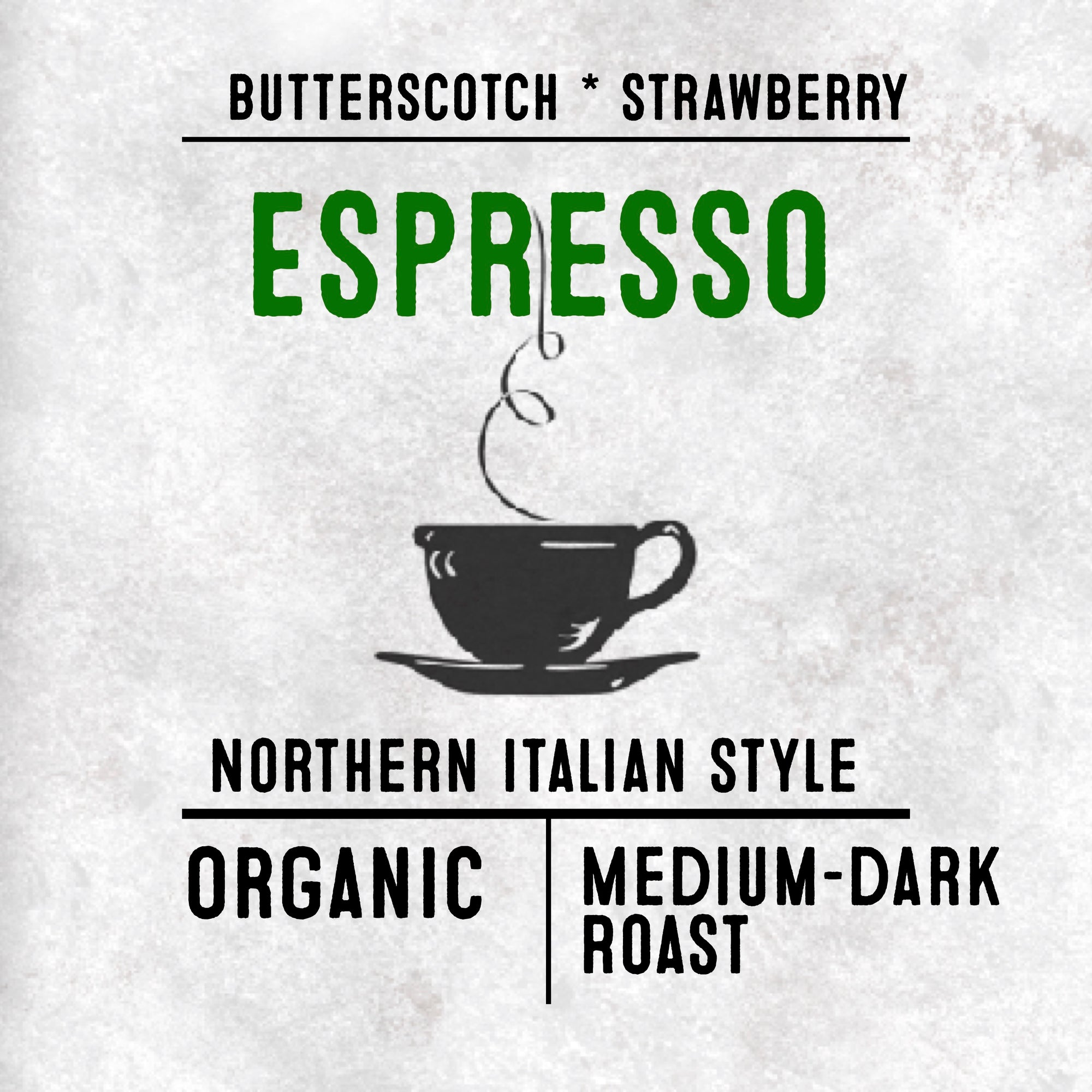Espresso Blend - Northern Italian style