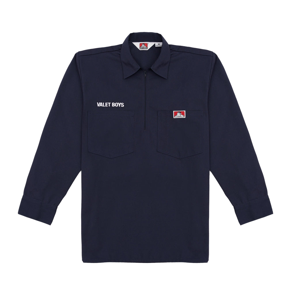 Image of Valet Boys Long Sleeve Work Shirt