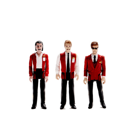 Valet Guys Action Figure Set
