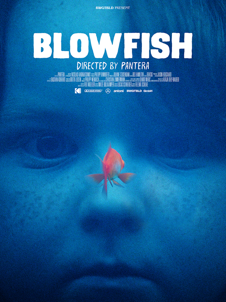 Image of Blowfish Filmposter <br> Download