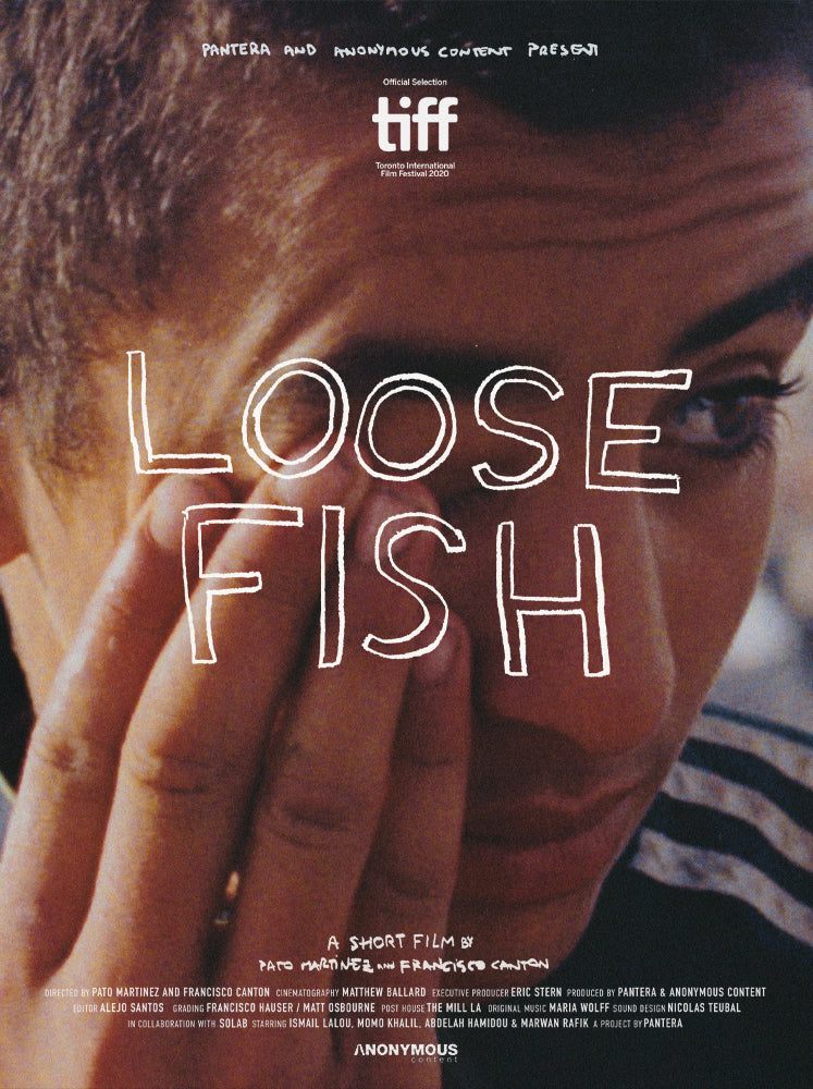 Image of Loose Fish Filmposter <br> Download