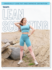 The Lean Sculpting System
