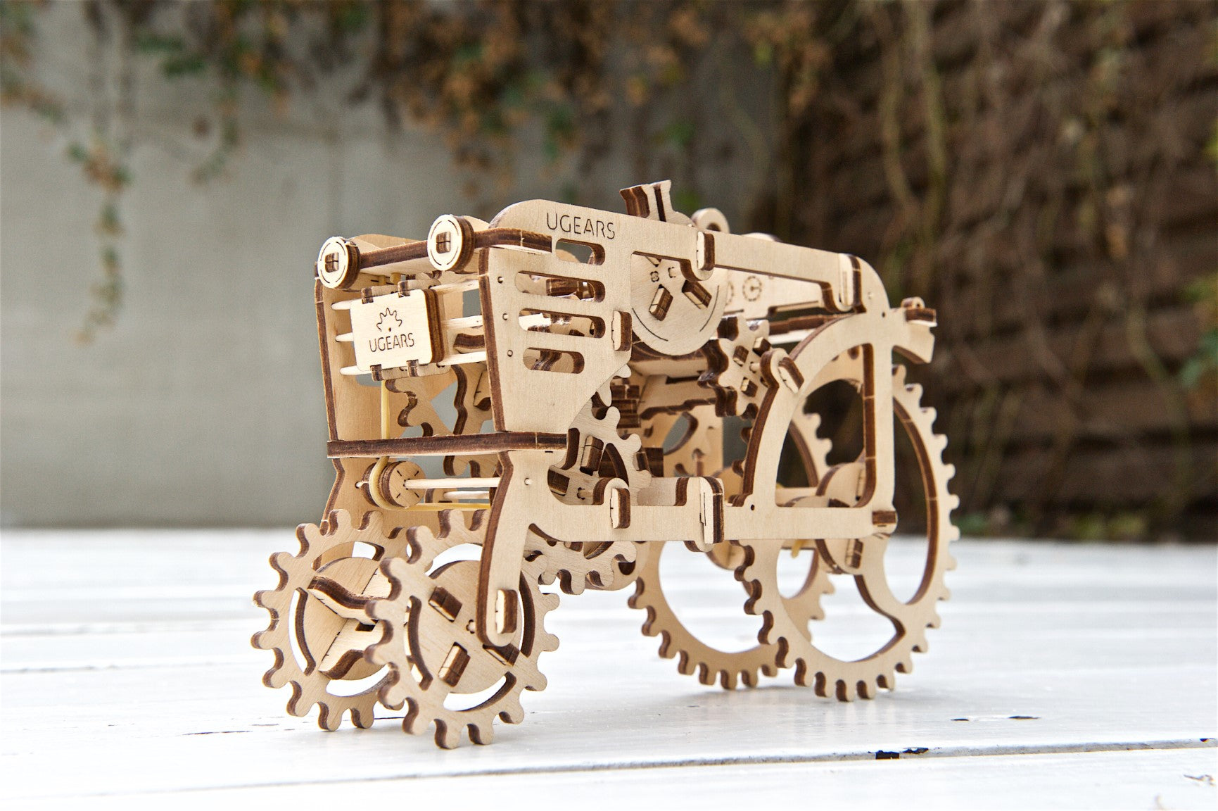 ugears trattore
