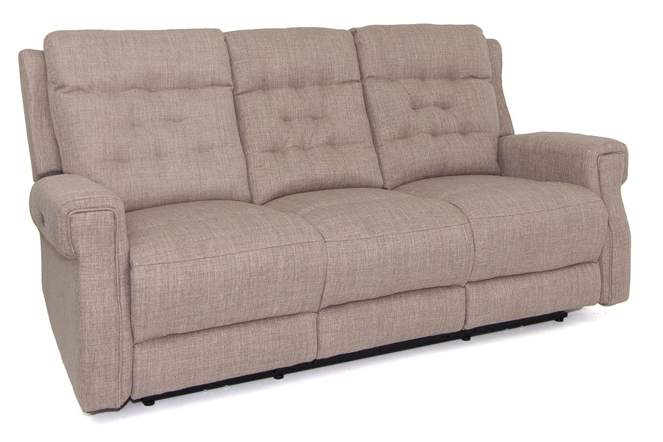 Aileen Powered 3 Seater Recliner