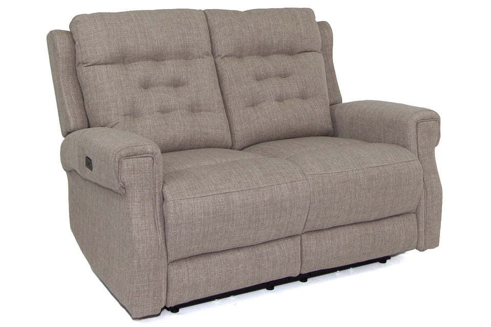 Aileen Powered 2 Seater Recliner