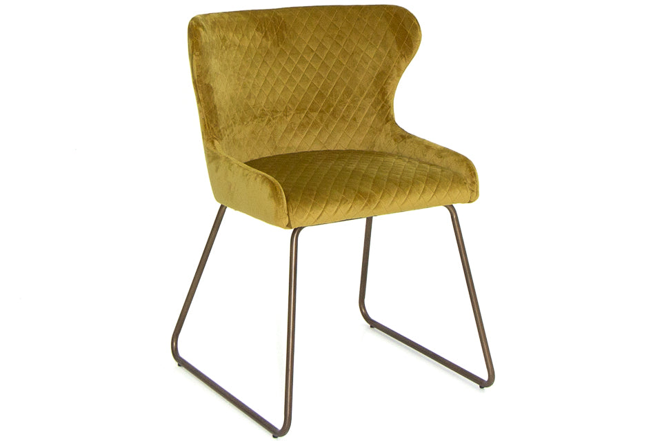 Aria Dining Chair Lime