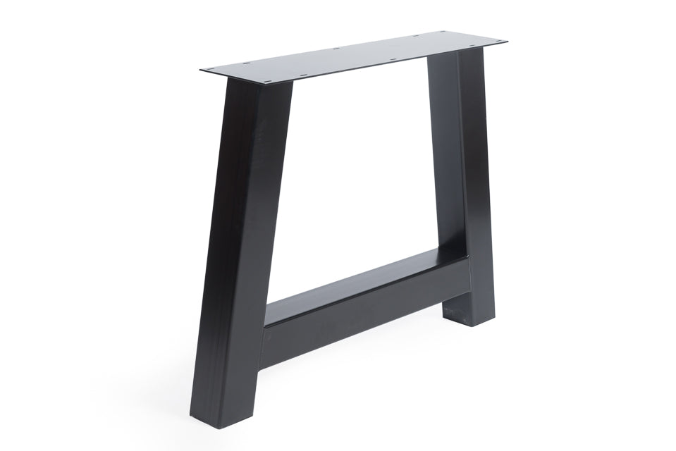 Metal A Base - Black (Grey & White Also Available)