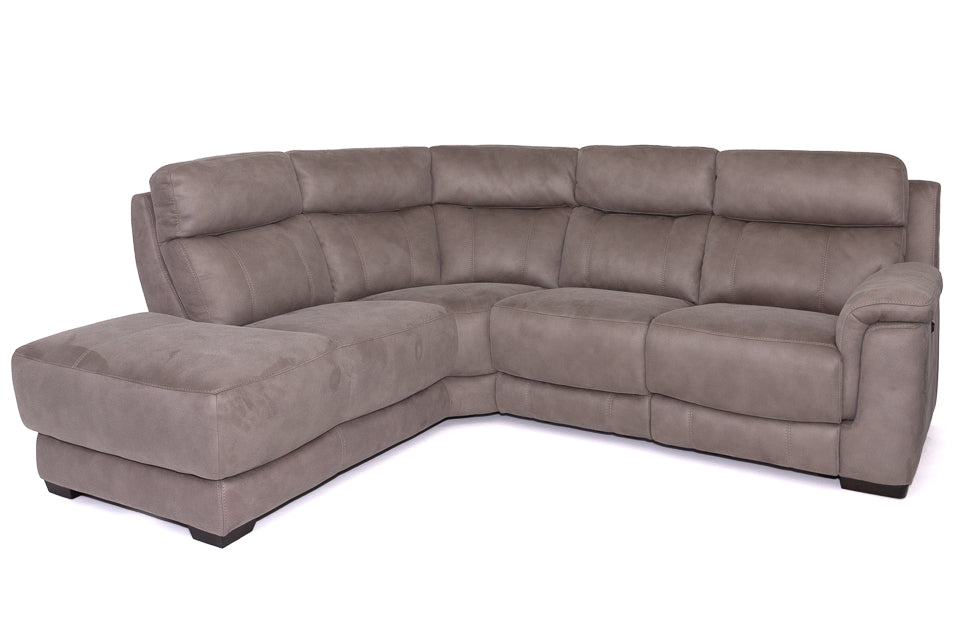 Boland Electric Corner Unit RHF With Chaise Termination in Fabric