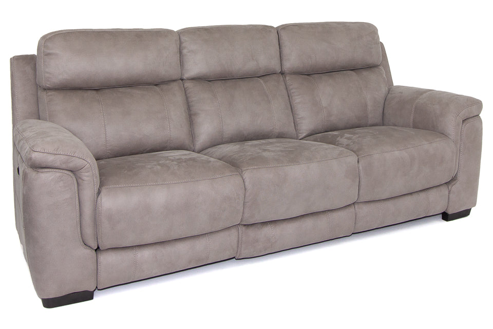 Boland Electric Reclining 3 Seater (3S2Ua)