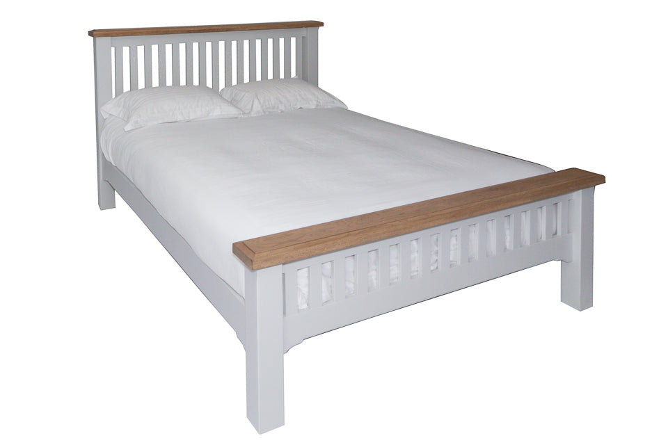 Casino 4Ft 6Ins Low End Bed
