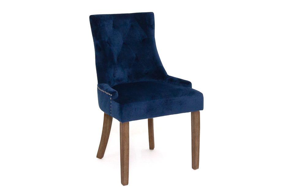 Cassidy Dining Chair Navy