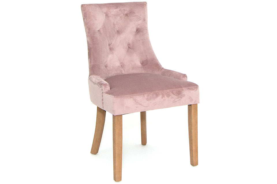 Cassidy Dining Chair Pink