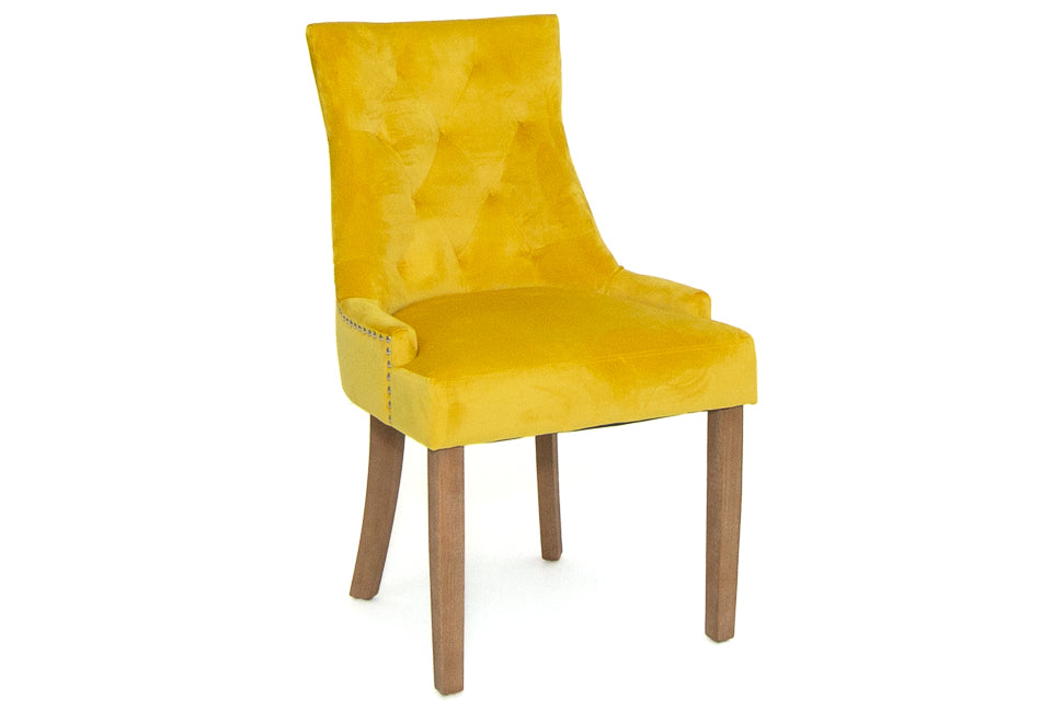 Cassidy Dining Chair Yellow