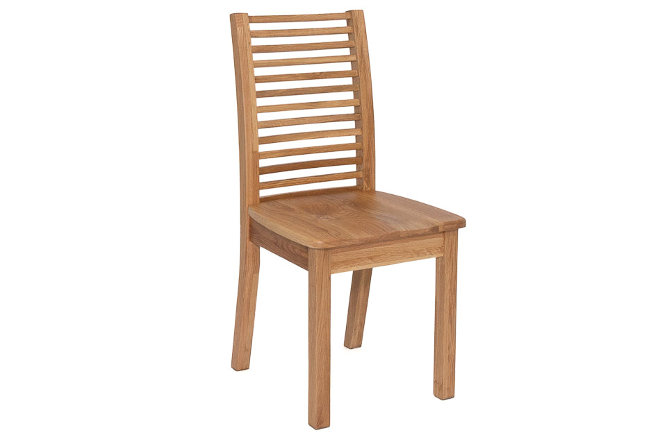 Columbus Dining Chair With Timber Seat