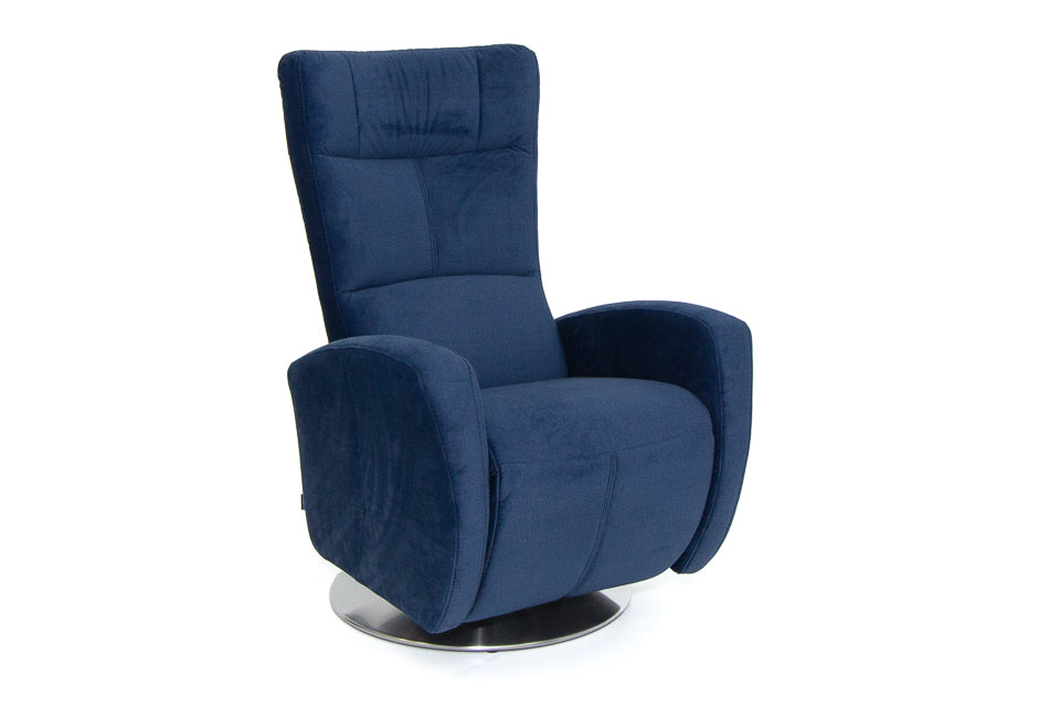 Costa Swivel Armxhair With Manual Recliner And Backrest Regulation Grade O