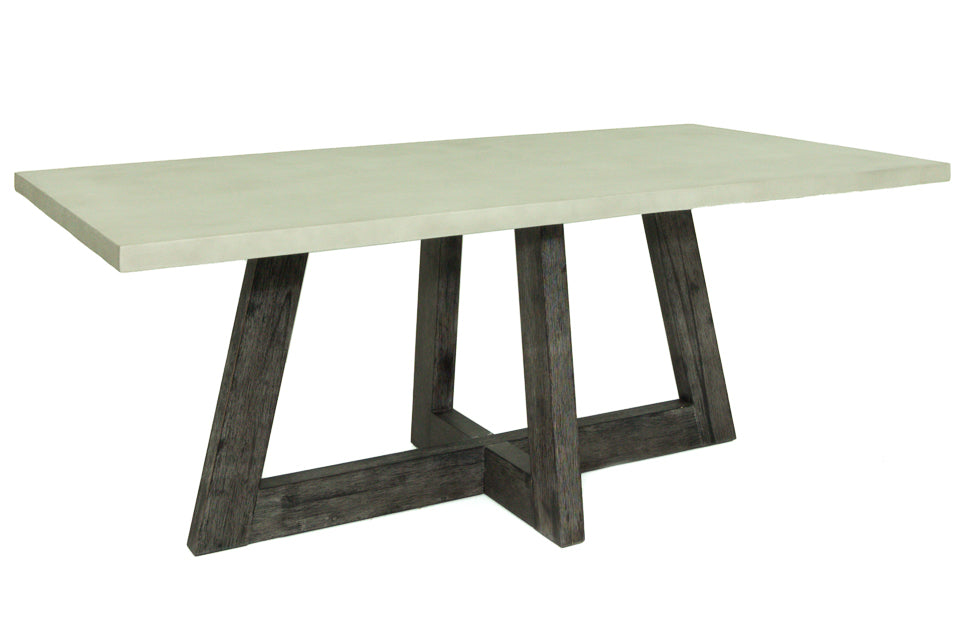 Elaine Fixed 1900 Dining Table