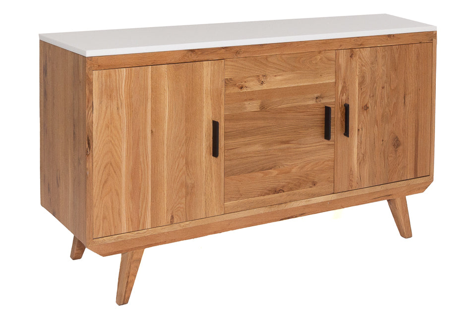 Fairmont Small Sideboard With Marble Top