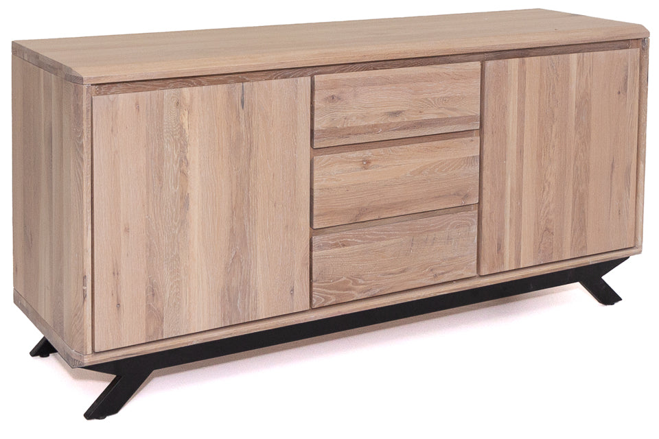Florence Sideboard With Metal Legs