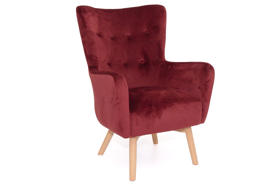 Florida Chair Red