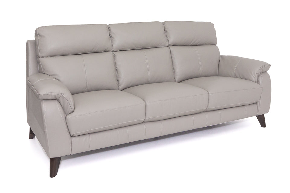 Giovanna 3 Seater in Leather