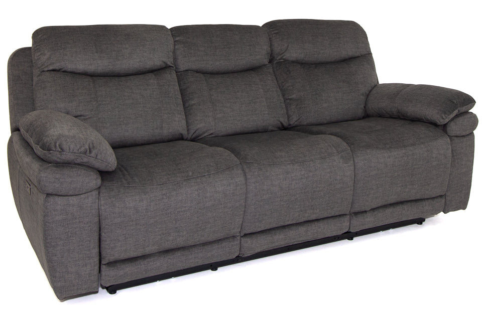 Glenmoy Powered 3 Seater Recliner