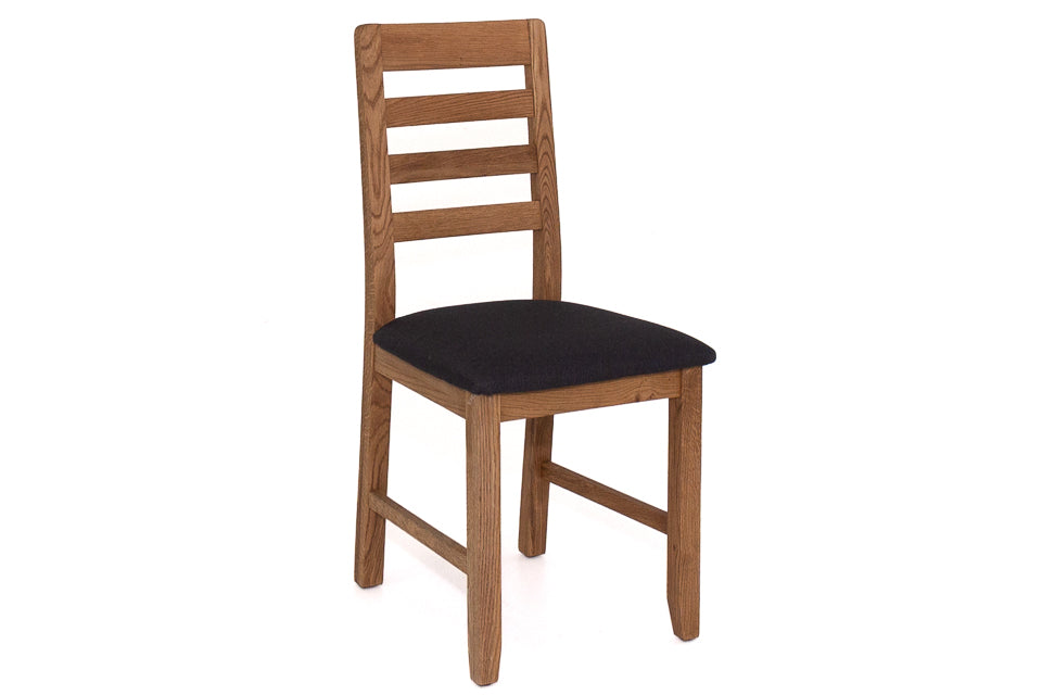 Jersey Dining Chair Victoria Steel