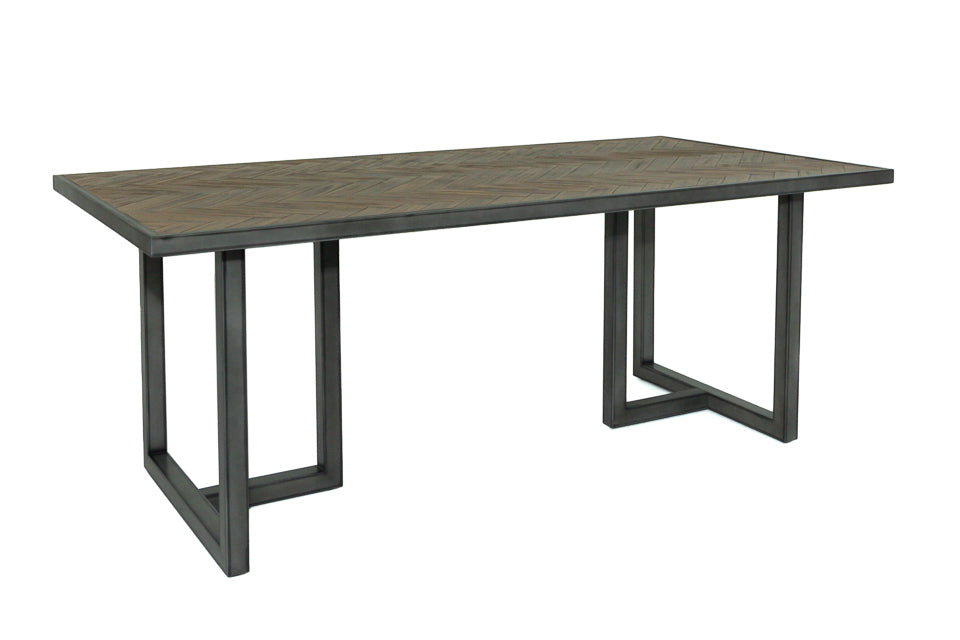 Lavelle Dining Table 1.6Mt Light Brown