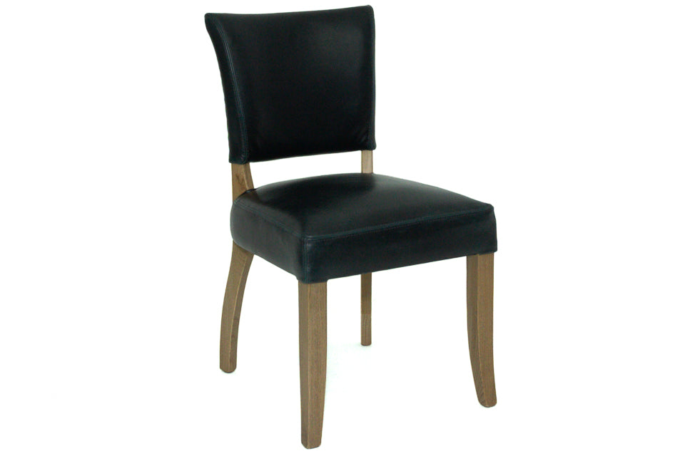 Limerick Dining Chair Ink Blue