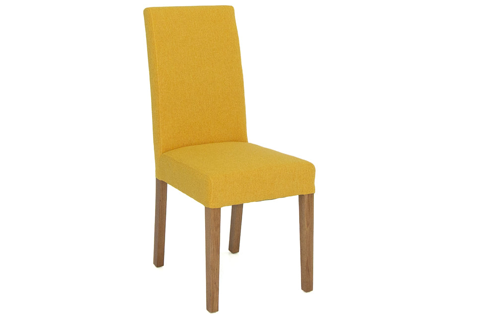 Louise Dining Chair Yellow