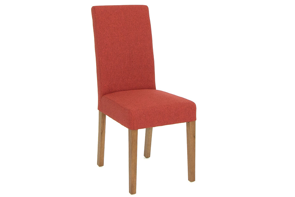 Louise Dining Chair Red