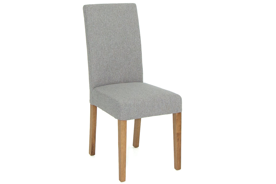 Louise Dining Chair Silver