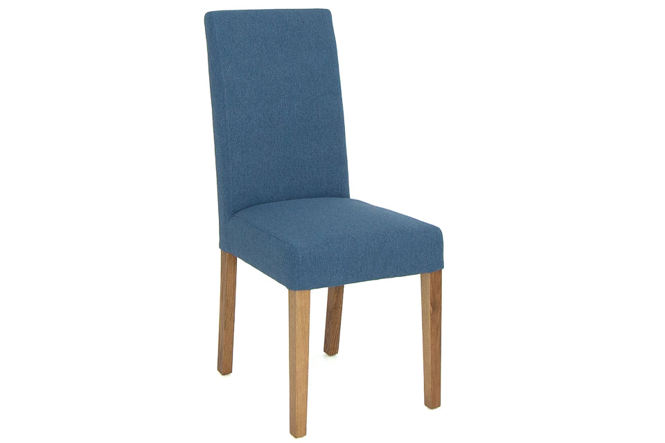 Louise Dining Chair Blue