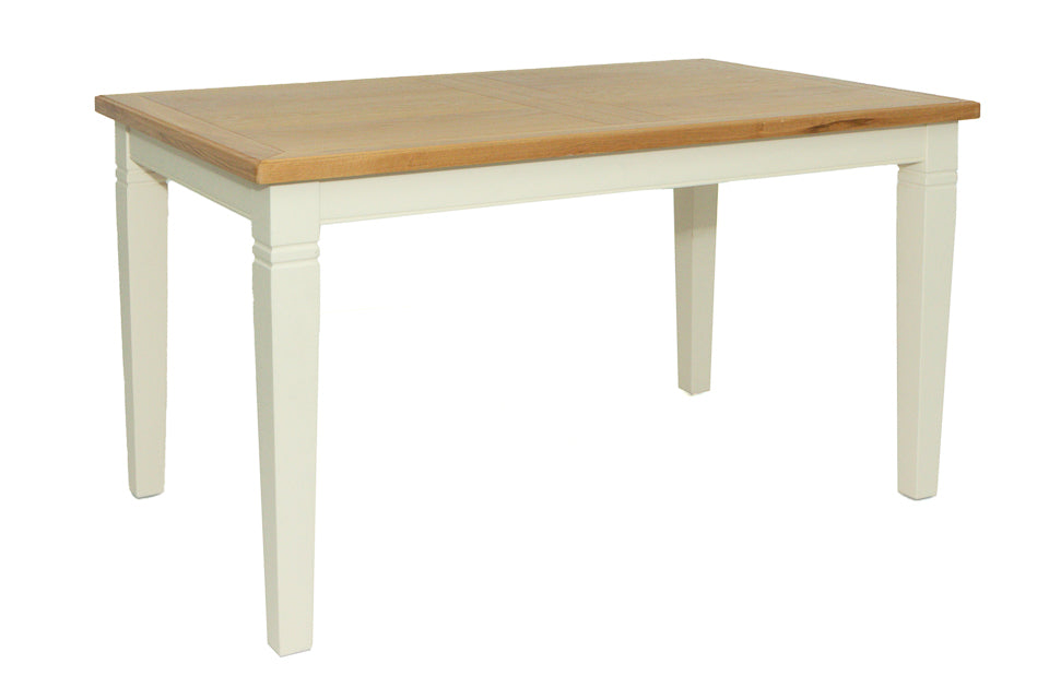 Moy 1.45M Fixed Top Dining Table