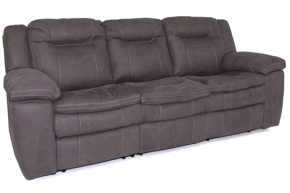 Nadia 3 Seater Powered Recliner