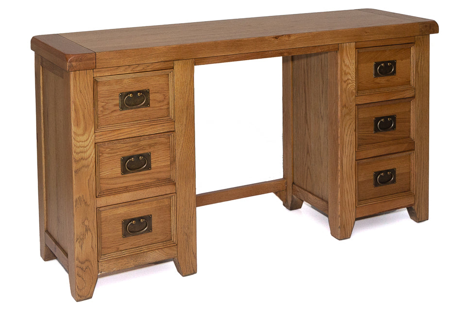 Odeon Dressing Table 6 Drawer