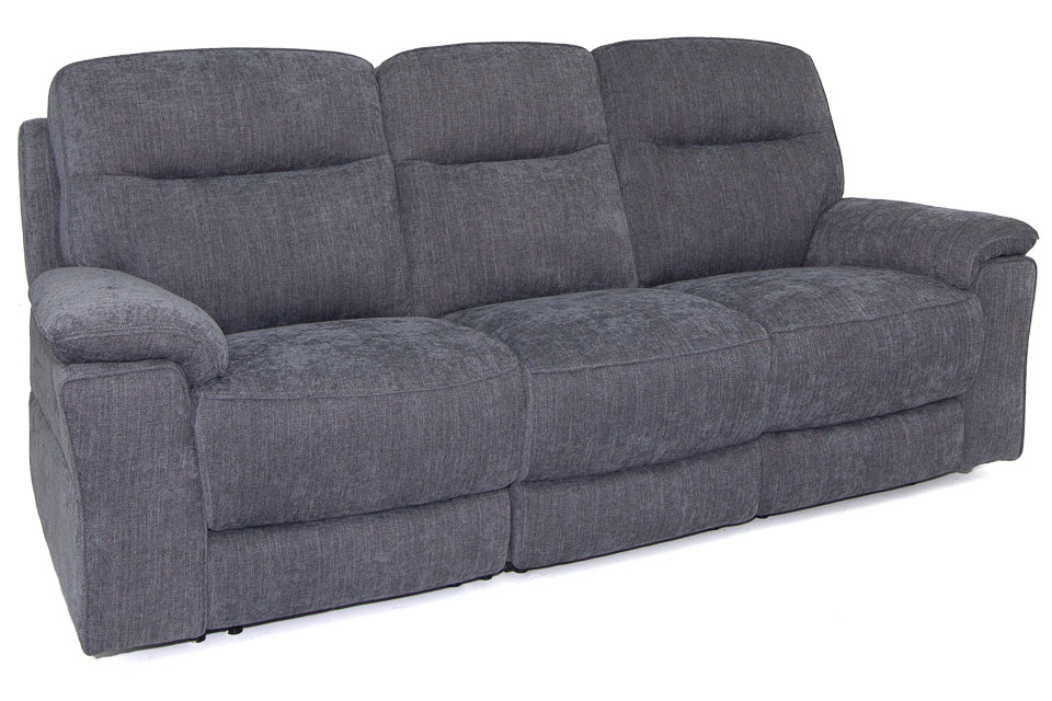 Ormond 3 Seater Powered Recliner