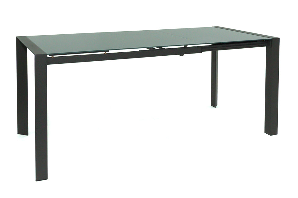 Picaso Ext Dining Table 1.22 1.82M Grey