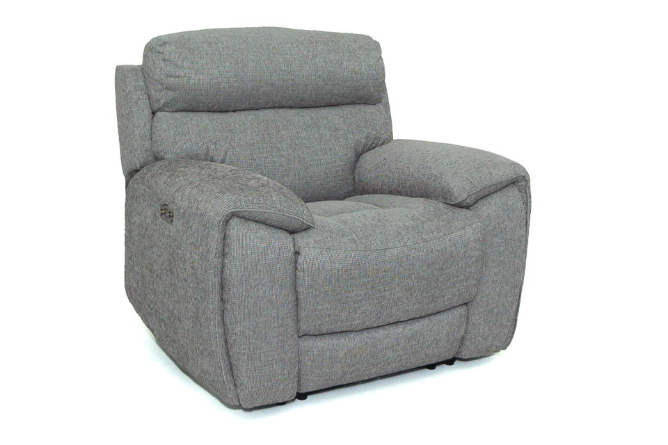Supreme Recliner Chair in Fabric