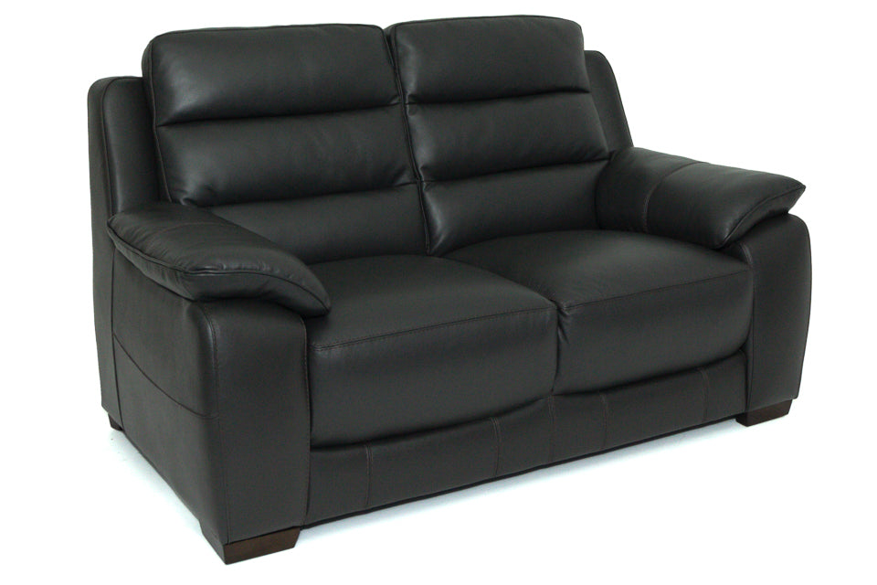 Thoren 2 Seater Static in Leather