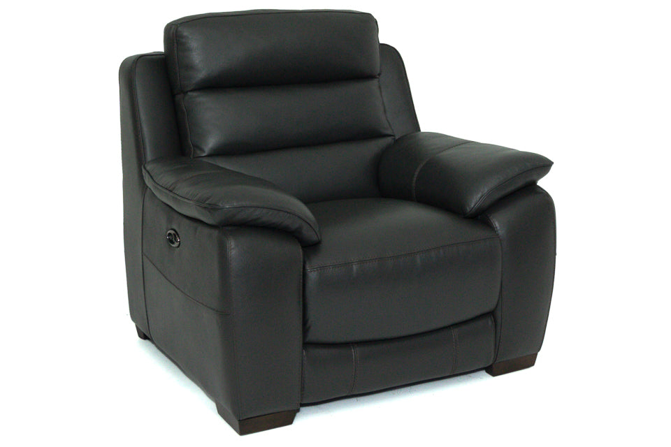 Thoren Powered Recliner in Leather