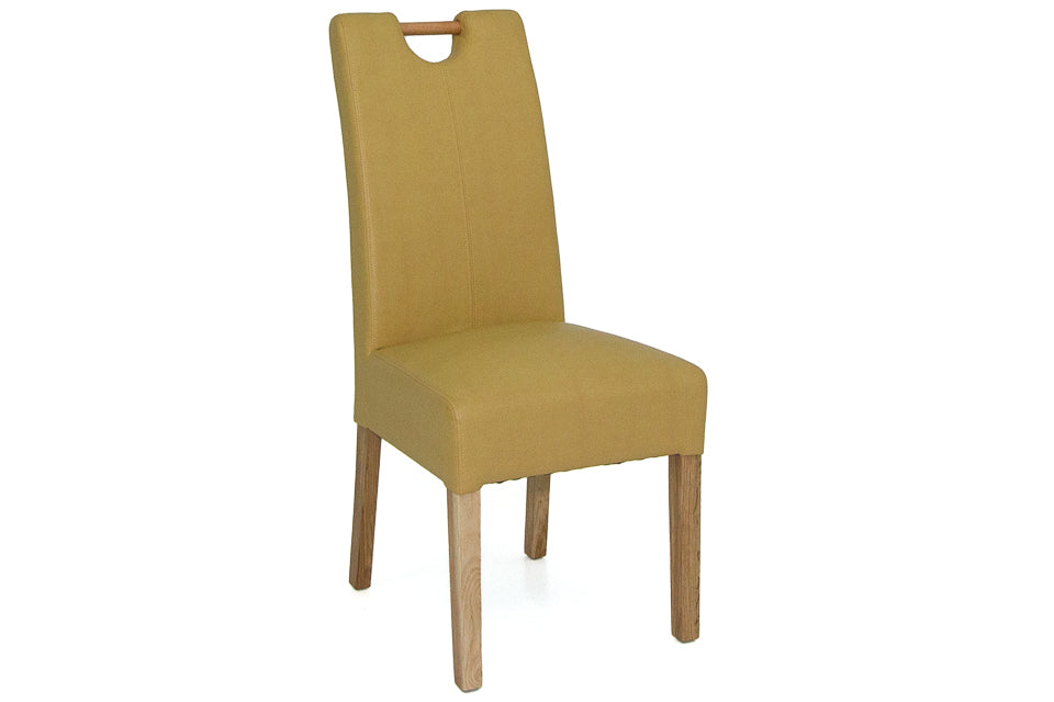Toulouse Dining Chair Yellow