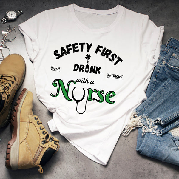 Safety First, Drink With Nurse