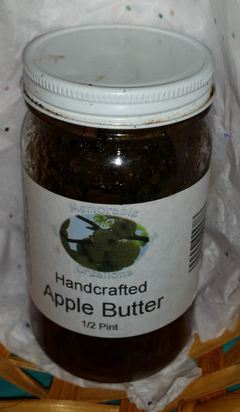Apple Butter (1/2 Pint)