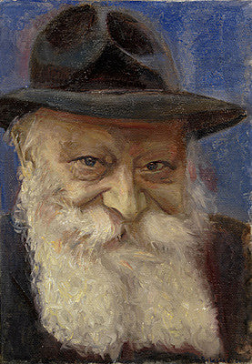 Balaklav- the Luvavitcher Rebbe
