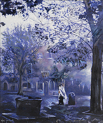 Ofra friedland - Going to shul at night