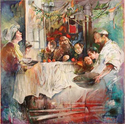 Gretty Rubinstein - Sukkot
