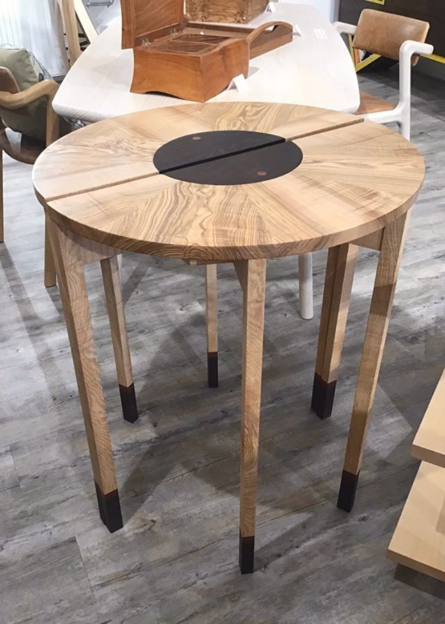 Demi-Lune Hall Table