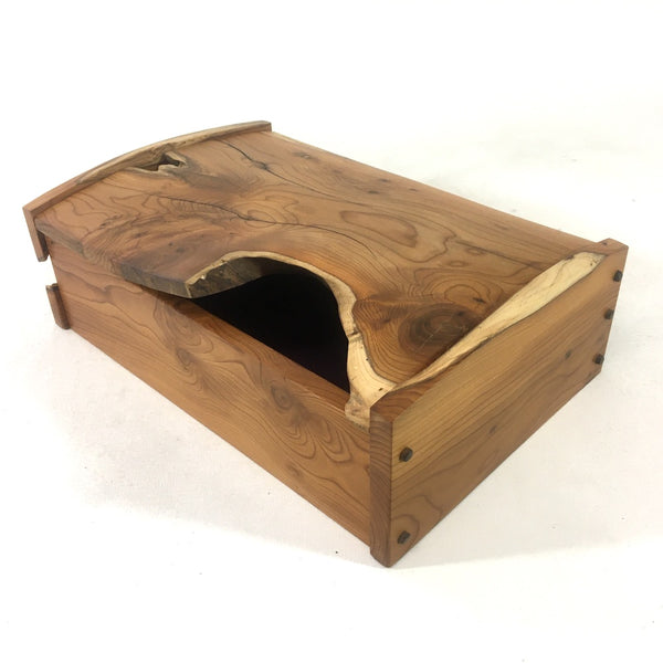 yew desk box