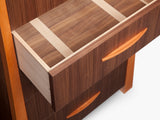 American Walnut Chest of Drawers